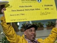 Джек-пот лотереи Пауэрбол сорвал игрок из Нью-Джерси