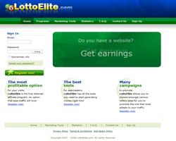 Партнерская программа LottoElite