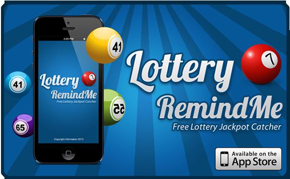 Приложение Lottery RemindMe