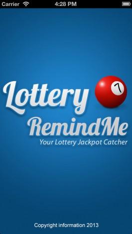 Lottery RemindMe