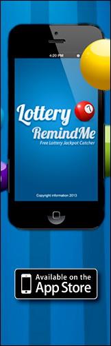 Lottery RemindMe - лучшее приложение для iPhone