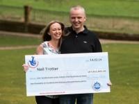 Нейл Троттер: сын миллионера и победитель лотереи ЕвроМиллионы