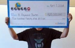 Победитель лотереи Пауэрбол